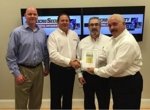 Micro Security Awarded exacqVision Elite Dealer
